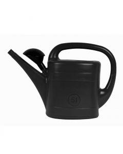 Gieter 5 liter zwart