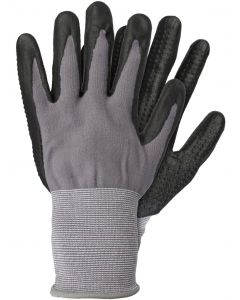 Handschoenen mt. m nitrile zwart