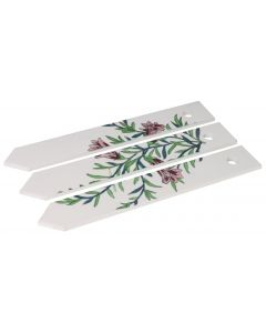 Plantenlabels print 20cm 3 stuks