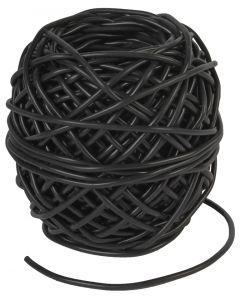 Bindbuis 50meter x 3mm zwart