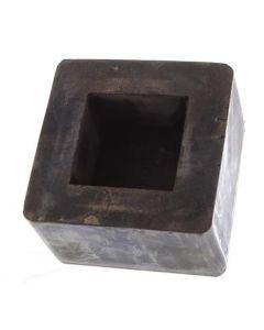 Rubberdop voor handmoker 1250 gram