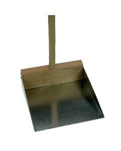Stofblik lange steel zink