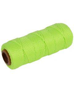 Uitzetkoord groen 1,5mm 50m high quality