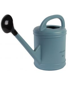 Gieter classic grijs/blauw 10 liter