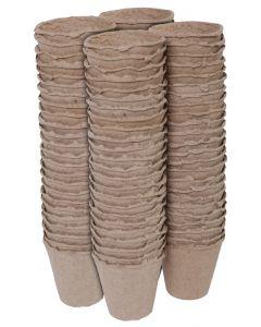 Turfpotjes rond 6cm (96 stuks)