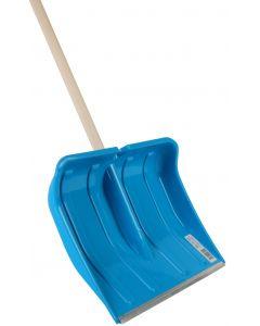 Sneeuwruimer 48cm blauw ks+st