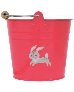 Emmer metaal konijn