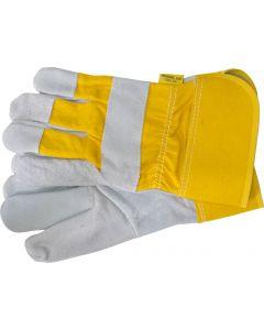 Hendrik Jan junior handschoen runderleer gr.7