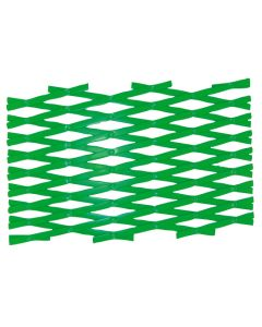 Hendrik Jan plantenrek kunststof groen 100x180 cm