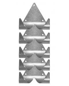 Hendrik Jan gereedschaphaken x-zwaar (5x)